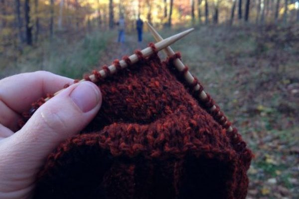 ways to find more time for knitting